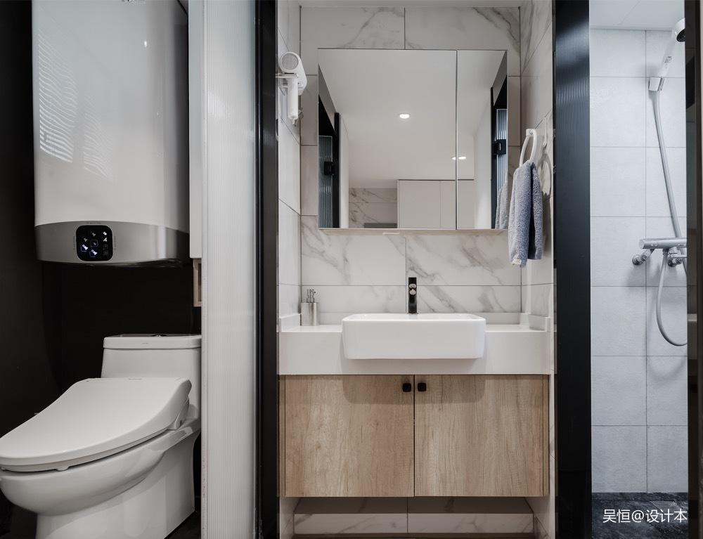 35㎡—SHELL居壳——卫生间图片