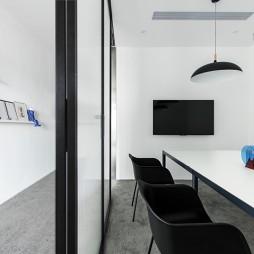 转折——会议室图片