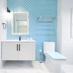 梦幻轻奢婚房——卫生间图片