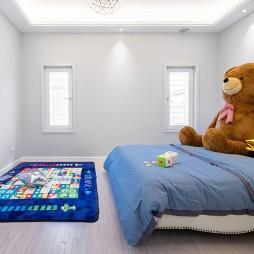 梦幻轻奢婚房——卧室图片