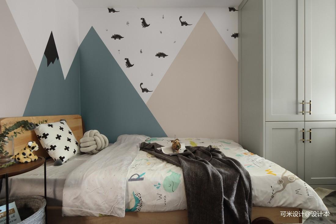 静 默-现代简约——儿童房图片