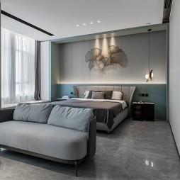 无界-现代简约——卧室图片