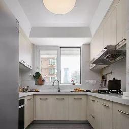 中式现代三居住宅——厨房图片