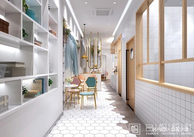 宁夏吴忠_仟囿蛋糕店装修设计_395