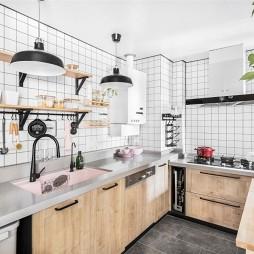 108平三居住宅:厨房图片