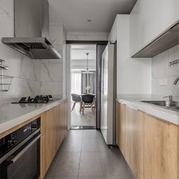 喜屋设计|念白-现代简约——厨房图片