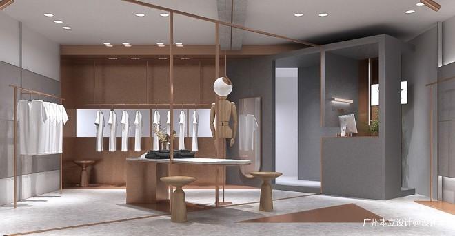 男装店设计 | 广州九道石服饰_39