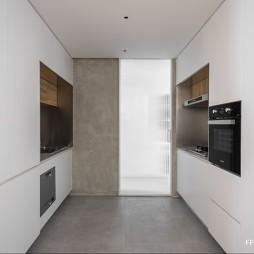 180°极简江景房——厨房图片