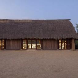良渚国家遗址公园·莫角书院——外观图片