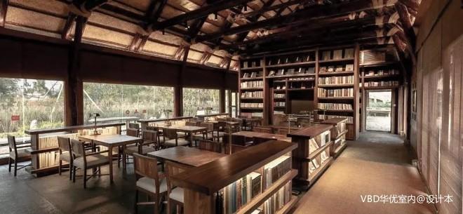良渚国家遗址公园·莫角书院——阅读区