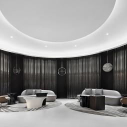 深圳诺克照明展厅 何宗宪新作——客厅图片