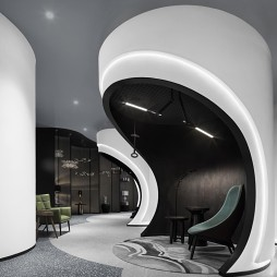 深圳诺克照明展厅 何宗宪新作——走廊图片