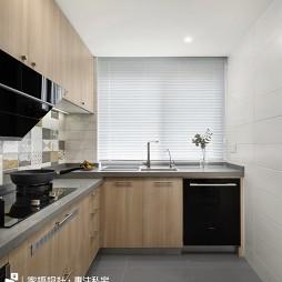 鸣秋-日式风格——厨房图片