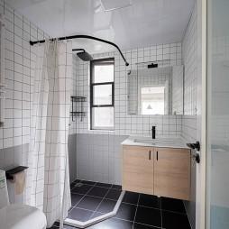 梦-现代简约——卫生间图片