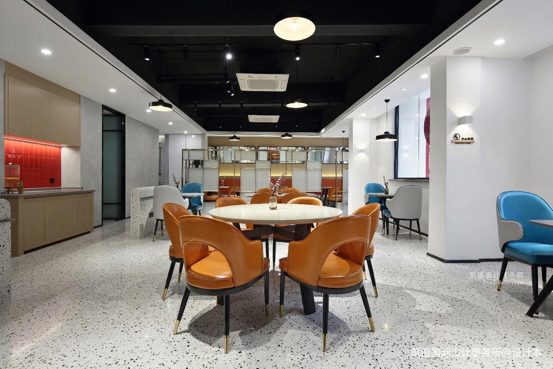 筑道设计丨流动的空间——座位图片