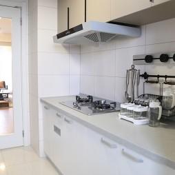 温暖的北欧极简——厨房图片