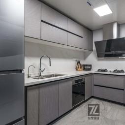 丨驻里设计丨朗基·御今缘——厨房图片