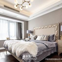 午后の奶茶-现代简约——卧室图片