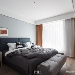 色彩与肌理的碰撞——卧室图片