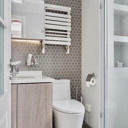 卫生间图片——现代简约风格