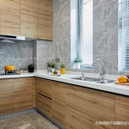 北欧极简-厨房图片