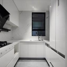 现代简约-厨房图片