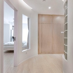 An apartment——过道图片