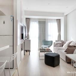 An apartment——客餐厅图片
