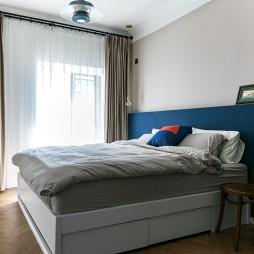 潮流混搭风格——卧室图片