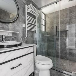 美式轻奢|卫生间图片