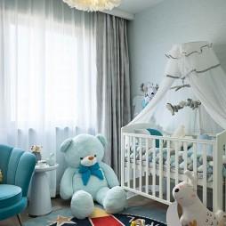 张家口紫枫郡:婴儿房图片