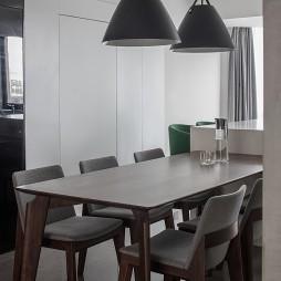 152平现代简约风格-餐厅图片
