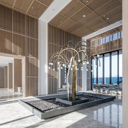800售楼中心-大厅图片