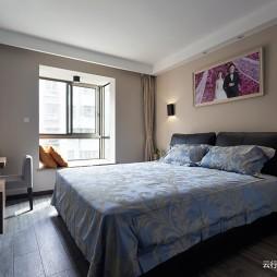118平现代简约风格-卧室图片