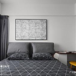 120平现代简约风格-卧室图片