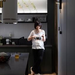 72平厨房图片