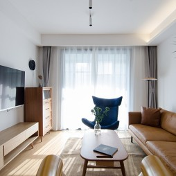 78平-客厅图片