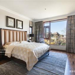 550平别墅-卧室图片