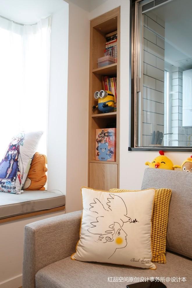 爆改一居室,讓陽光照進家的每一個角落
