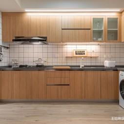 日式原木住宅 -厨房图片