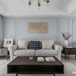 135平美式经典-客厅图片