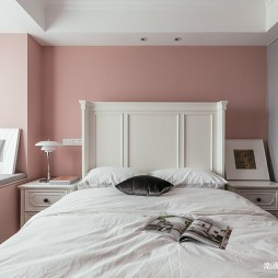 135平美式经典-卧室图片