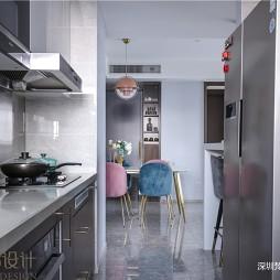 90平-厨房图片
