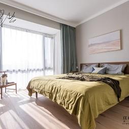 卧室图片-北欧极简