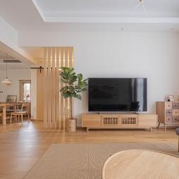 300平日式-客厅图片