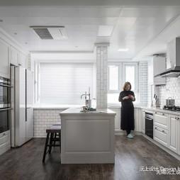 經典美式-廚房圖片