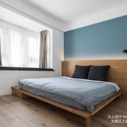 140平北欧极简-卧室图片