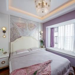 89平-卧室图片