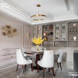 370平别墅-餐厅图片