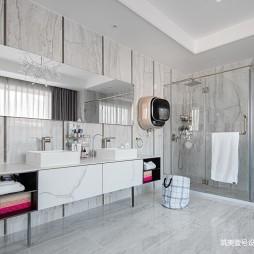 800㎡住宅 -卫生间图片